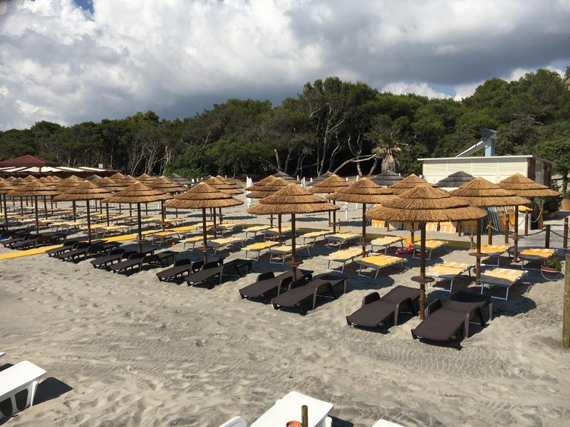 Stabilimento riva del sole lidi balneari for Cabine per laghi