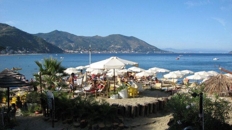 Bagni Capo Mele - Lidi Balneari