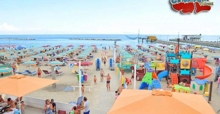 Bagno Conchiglia Casalborsetti : Bagno conchiglia lidi balneari