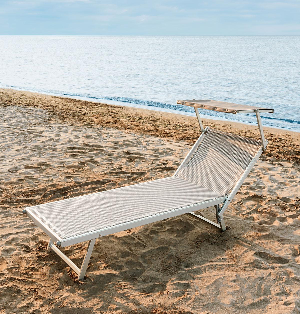 Prezzi Lettini Da Spiaggia.Big Lettino Prendisole Da Spiaggia