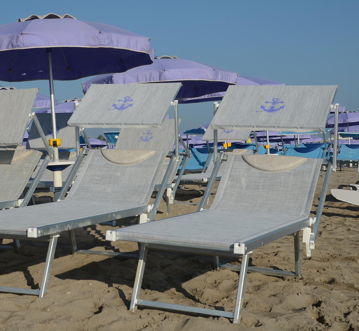 Prezzi Sdraio Da Spiaggia.Brevettato Extra Lettino Da Spiaggia