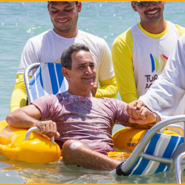 Sedia Galleggiante per Disabili da Spiaggia | Miglior ...