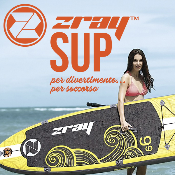 Air Sup Gonfiabile Rigido Paddle Board